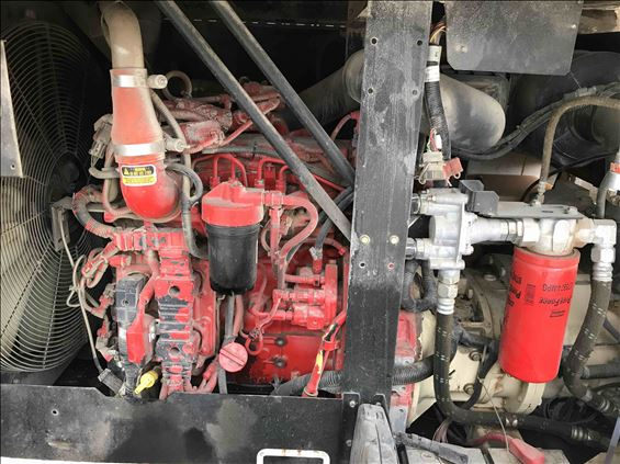 2014 Doosan P425/HP375WCUT4 Air Compressor