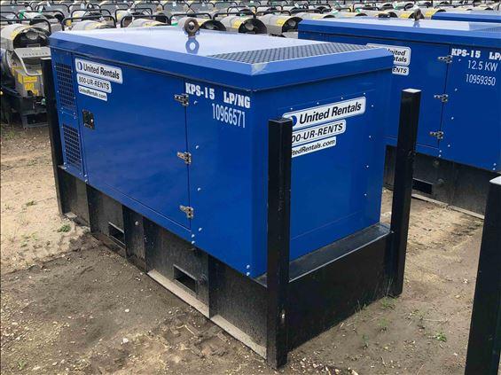 2019 PS KPS12.5 Diesel Generator