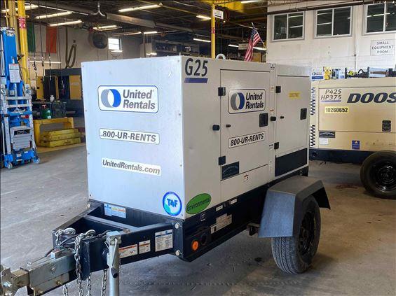 2018 Doosan G25WDO-T4F Diesel Generator