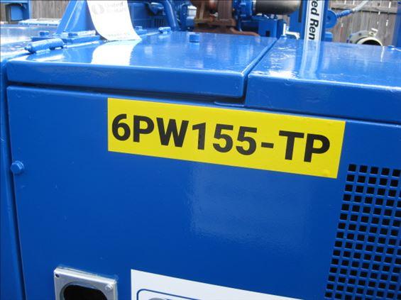 2012 Hatz Diesel 6PWDHS1D81ZSK