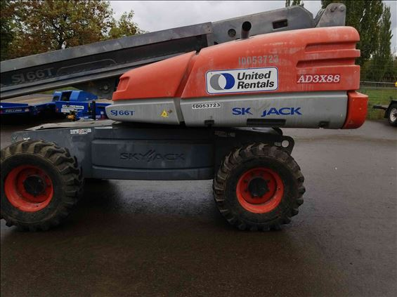 2012 Skyjack SJ66T Boom Lift