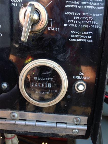 2012 Magnum Pro MLT5080K/0015