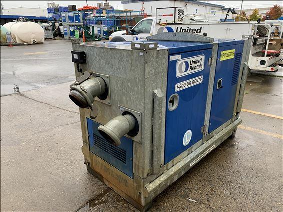 2013 BBA PT90 Pump