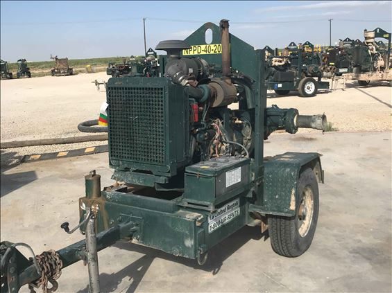 2012 Pioneer Pump VP44S10L714024 Pump