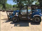 2017 Genie GTH-5519 Rough Terrain Forklift