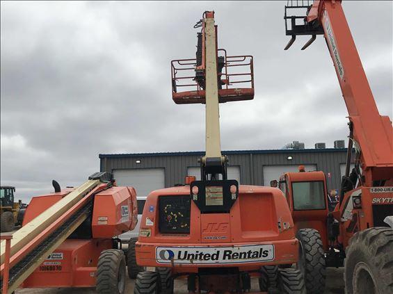 2013 JLG 460SJ Boom Lift