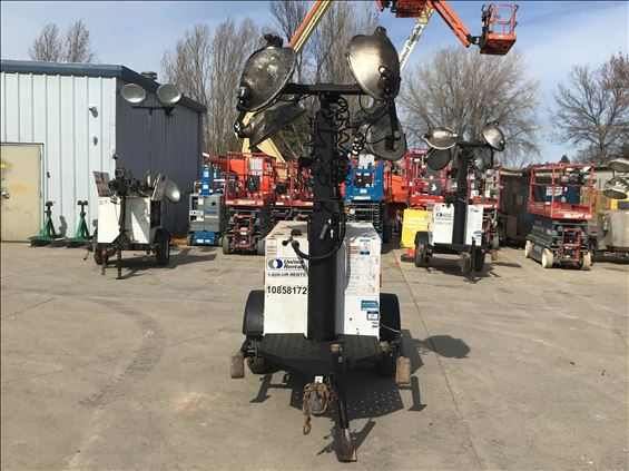 2018 Magnum Pro MLT3060MV Towable Light Tower