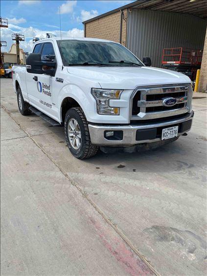 2016 Ford F150SCABXLTG4WD Truck