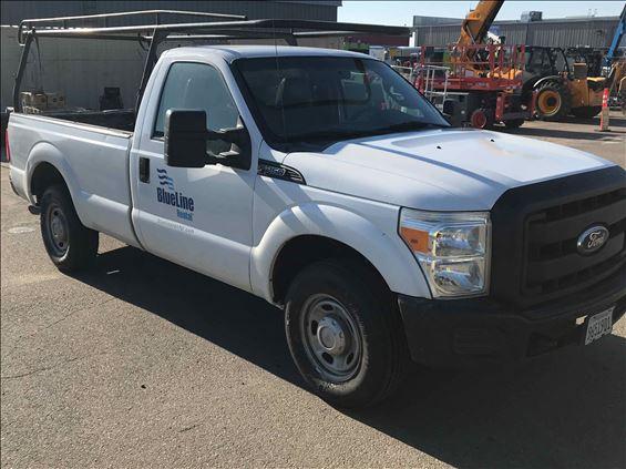 2012 Ford F250. Truck
