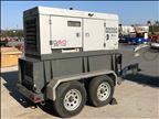 2016 Wacker Neuson G50 ERT T4/ MGT Diesel Generator