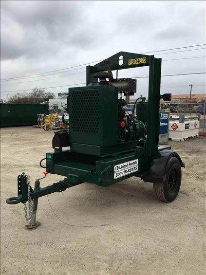 2012 GORMAN-RUP PA4A60-4024T Pump