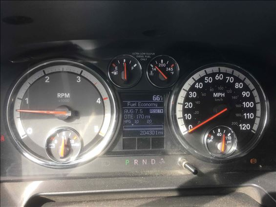 2012 Dodge 5500REGSTD4WD