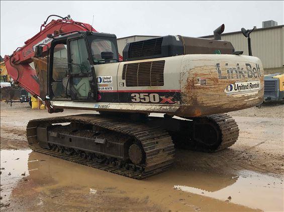 2014 Link-Belt 350X3EX Excavator