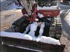 2014 Takeuchi TB260 Mini-Excavator