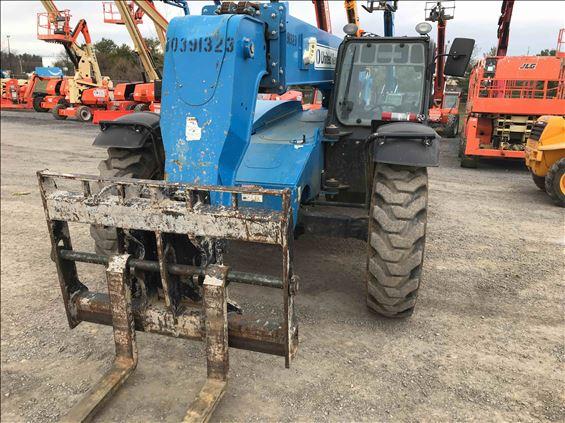 2015 Genie GTH-844 S Reach Forklift