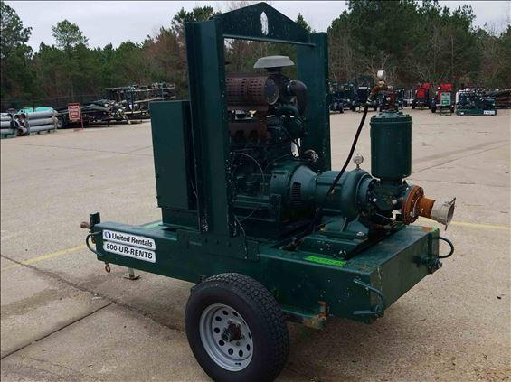 2011 Gorman-Rupp PA4A60-4045T/S2 Pump