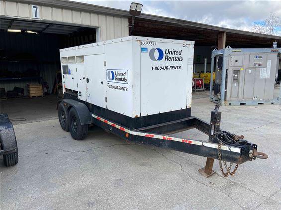 2012 Cummins C200D6RG Diesel Generator