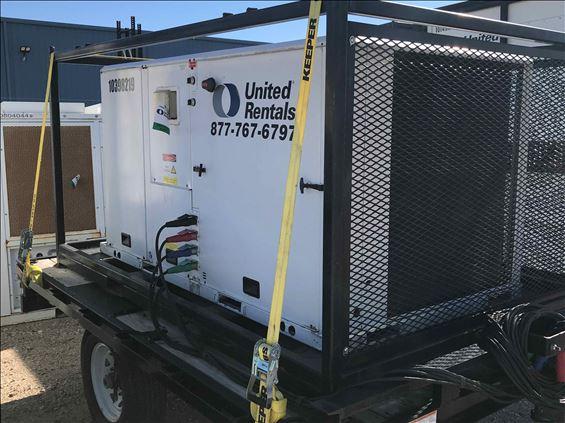 2012 TRANE TCH300F400BA Air Conditioner