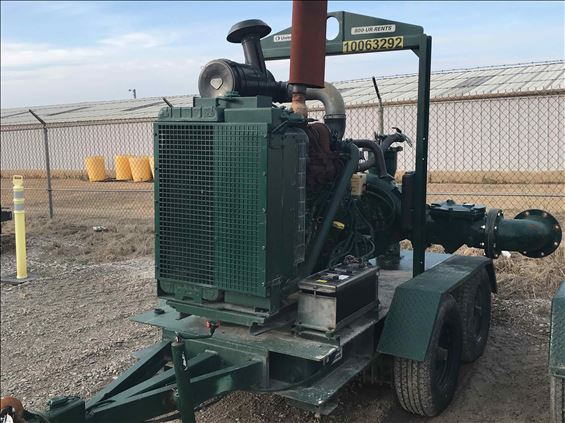 2012 Cornell 8NNT-RP-4045 Pump