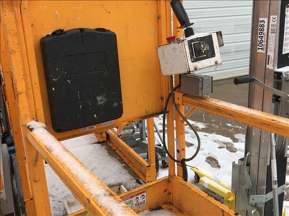 2013 Hy-Brid Lifts HB1430 Scissor Lift