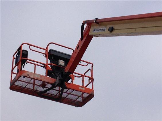 2013 JLG 800A Boom Lift