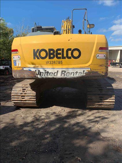 2015 Kobelco SK210LC Excavator