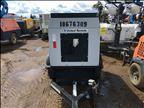 2017 Wacker Neuson G25 T4I Diesel Generator