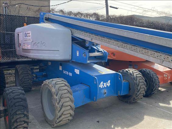 2012 Genie S-65 Boom Lift