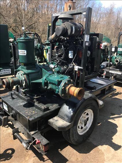 2010 BakerCorp BP66LS-GD82OT Pump