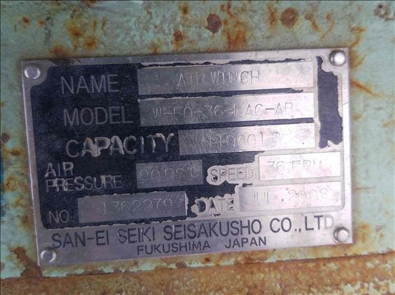 2011 SAN-EI SEIKI MP-W5036LAAB