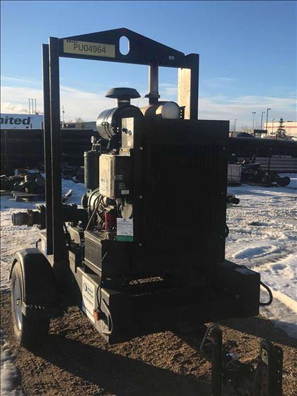 2016 Gorman-Rupp PA4A60-4045T/S2 Pump