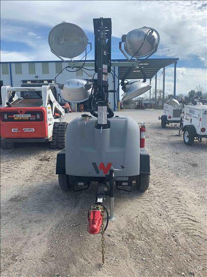 2020 Wacker Neuson LTV6L Towable Light Tower