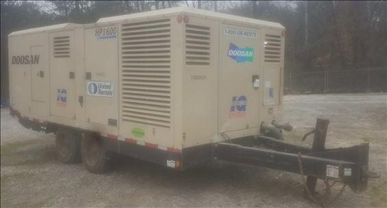 2013 Doosan HP1600WCU-IQ-T4 Air Compressor
