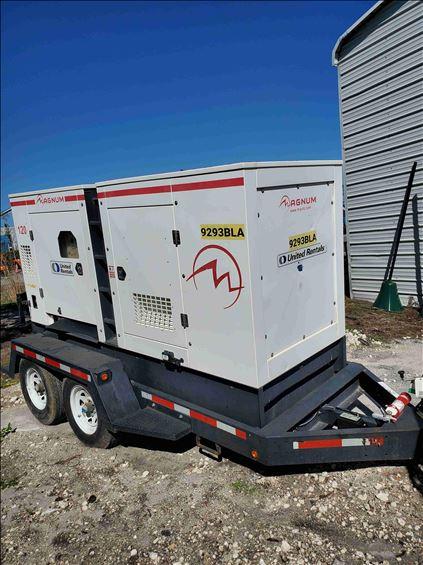 2014 Magnum Pro MMG120 Diesel Generator