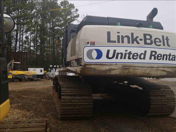 2015 Link-Belt 470X3EX Excavator
