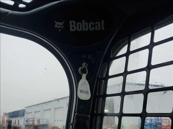 2015 Bobcat S550