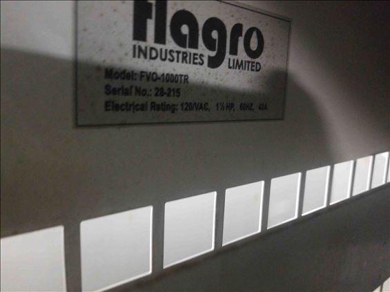 2011 FLAGRO FVO-1000TR