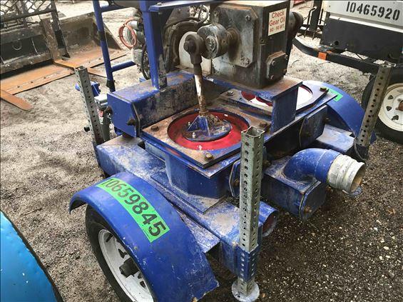 2017 Portable Pumping Systems 4DD-TR-YD