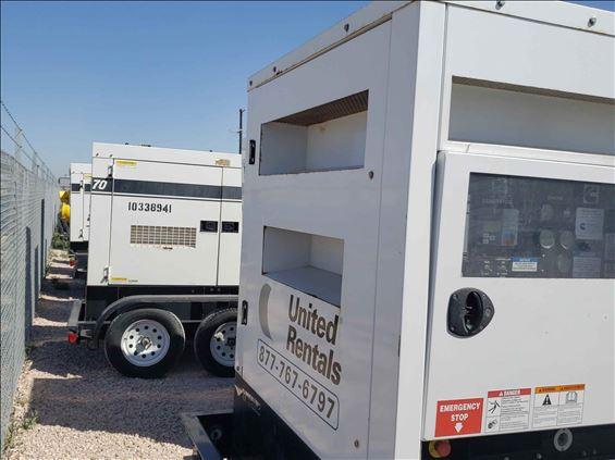 2015 Cummins C200D6R WOG Diesel Generator