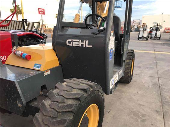2015 Gehl RS6-34 Rough Terrain Forklift