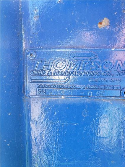 2011 Thompson 8JSCEDJDST68TMC