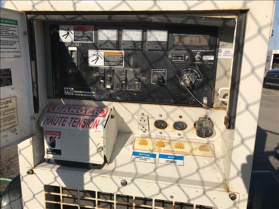 2015 Multiquip DCA15SPXU4F Diesel Generator