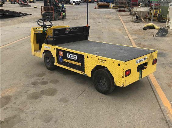 2017 E-Z-GO TITAN HD Utility Vehicle