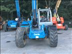 2013 Genie GTH-1544 Rough Terrain Forklift