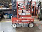 2014 Skyjack SJ12 Scissor Lift