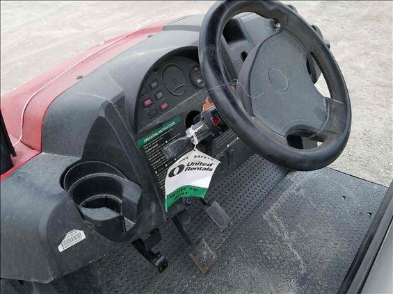 2014 Club Car XRT 1550 Utility Vehicle