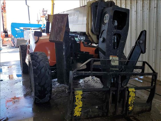 2012 JLG G10-55A Reach Forklift