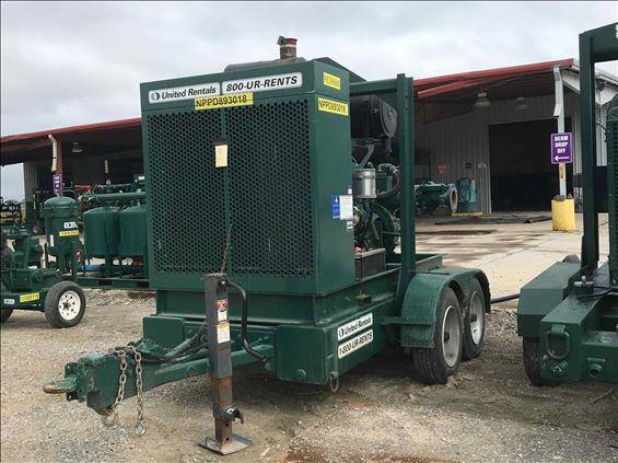 2013 Pioneer Pump PP86C21L716135 Pump