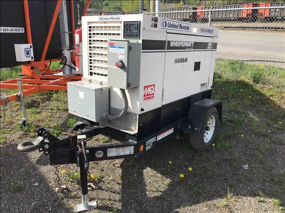 2015 Multiquip DCA25USI4CAN Diesel Generator