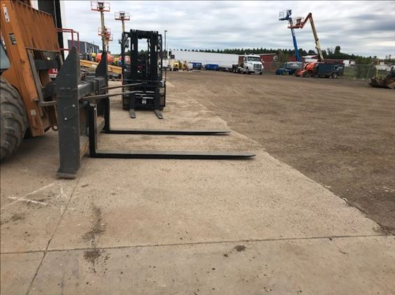 """2015 TAG FORKS 96"""" 821F Earthmoving Attachment"""